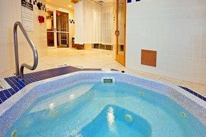 Pool - Holiday Inn Express Mt Arlington