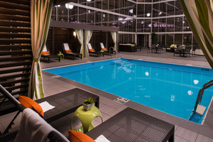 Pool - Holiday Inn Downtown Convention Center St Louis