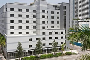 Exterior view - Fairfield Inn & Suites by Marriott Downtown Ft Lauderdale
