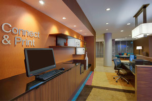 Conference Area - Fairfield Inn & Suites by Marriott Downtown Ft Lauderdale