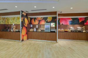 Restaurant - Fairfield Inn & Suites by Marriott Downtown Ft Lauderdale