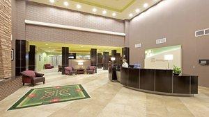 Lobby - Holiday Inn Garland