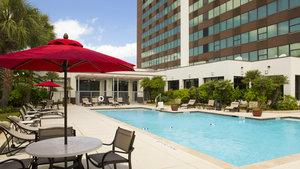 Pool - Holiday Inn South Loop Houston