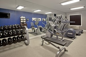 Fitness/ Exercise Room - Holiday Inn Express Hotel & Suites Minnetonka
