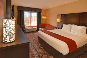 Room - Holiday Inn Express Convention Fort Lauderdale