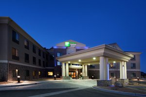 Exterior view - Holiday Inn Express Hotel & Suites Los Alamo