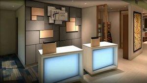 Lobby - Holiday Inn Express Hotel & Suites Hammond