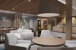 Lobby - Fairfield Inn & Suites by Marriott Pleasant Prairie