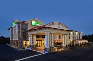 Exterior view - Holiday Inn Express Stone Mountain