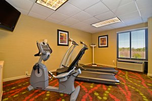 Fitness/ Exercise Room - Holiday Inn Express Stone Mountain