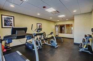 Fitness/ Exercise Room - Holiday Inn Express Hotel & Suites Wytheville