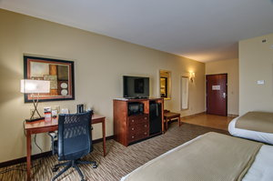 Room - Holiday Inn Express Hotel & Suites Wytheville