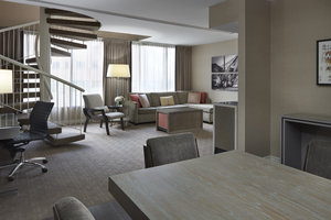 Suite - InterContinental Hotel Toronto Centre