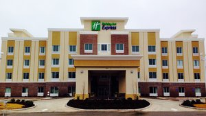 Exterior view - Holiday Inn Express Covington