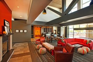 Lobby - Four Points by Sheraton Hotel Phoenix Mesa Gateway Airport