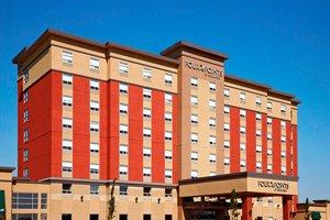 Exterior view - Four Points by Sheraton Hotel Edmonton