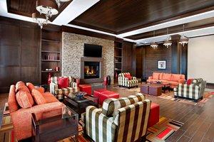 Lobby - Four Points by Sheraton Hotel Edmonton