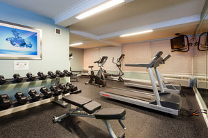 Fitness/ Exercise Room - Holiday Inn Weirton