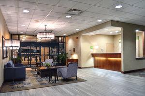 Lobby - Holiday Inn Weirton