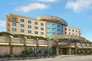 Exterior view - Four Points by Sheraton Hotel Airport Vancouver Richmond