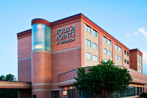 Exterior view - Four Points by Sheraton Hotel South Winnipeg