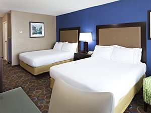 Room - Holiday Inn Express Hotel & Suites Manchester