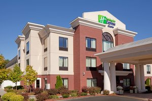 Exterior view - Holiday Inn Express Hotel & Suites Manchester