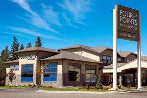 Exterior view - Four Points by Sheraton Hotel Prince George
