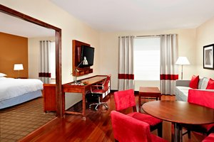 Suite - Four Points by Sheraton Hotel Airport Calgary