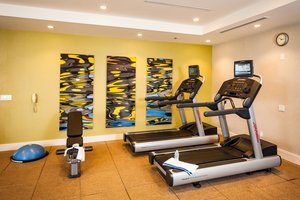 Fitness/ Exercise Room - Holiday Inn Express Seaside