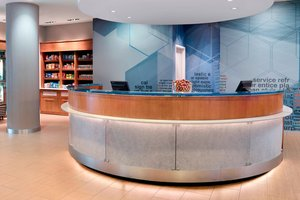 Lobby - SpringHill Suites by Marriott College Park