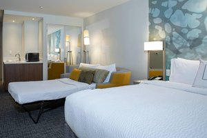 Suite - Courtyard by Marriott Hotel Fresh Meadows
