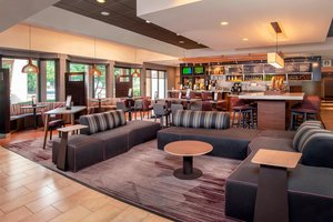 Restaurant - Courtyard by Marriott Hotel Rockville