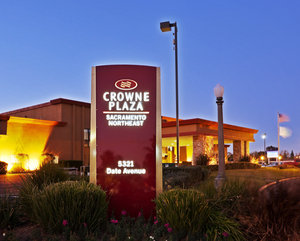 Exterior view - Crowne Plaza Hotel North Highlands
