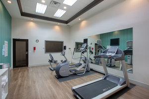 Fitness/ Exercise Room - Holiday Inn Express Hotel & Suites Columbus
