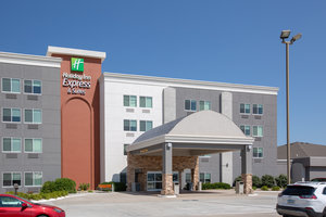 Exterior view - Holiday Inn Express Hotel & Suites Columbus
