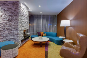 Bar - Fairfield Inn & Suites by Marriott Downtown Ft Lauderdale