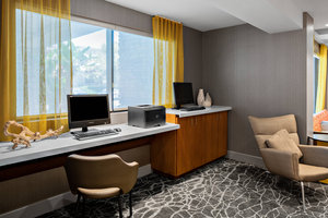 Conference Area - SpringHill Suites by Marriott Rancho Bernardo San Diego