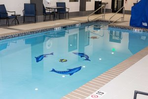 Pool - Holiday Inn Express Hotel & Suites Southeast Oklahoma City