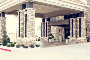 Exterior view - Holiday Inn Express Hotel & Suites Southeast Oklahoma City