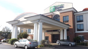 Exterior view - Holiday Inn Express Hotel & Suites Dyersburg