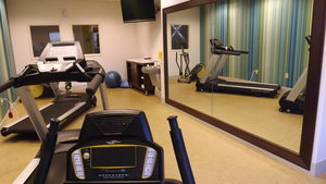 Fitness/ Exercise Room - Holiday Inn Express Hotel & Suites Dyersburg