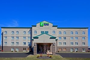 Exterior view - Holiday Inn Express Hotel Warners