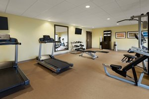 Fitness/ Exercise Room - Staybridge Suites West Edmonton