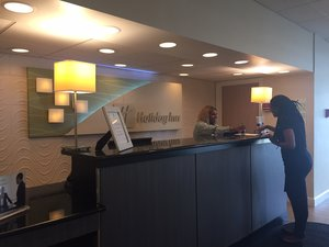 Lobby - Holiday Inn Danbury