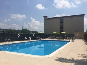 Pool - Holiday Inn Danbury
