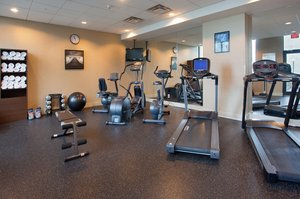 Fitness/ Exercise Room - Holiday Inn Broadway Vancouver Centre
