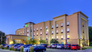 Exterior view - Holiday Inn Express Hotel & Suites Sioux City