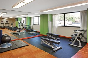 Fitness/ Exercise Room - Holiday Inn Bridgeport