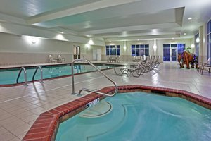 Pool - Holiday Inn Coliseum Fort Wayne